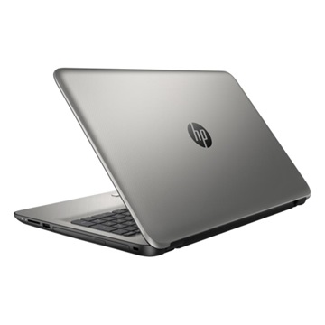 "HP 15-AY108NH, 15.6"" FHD AG Intel Core i5 7200U DC, 8GB, 256GB SSD, AMD R7 M440 4GB, Turbo ezüst"