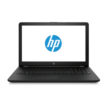 "HP 15-RA049NH, 15.6"" HD AG Intel C N3060 DC, 4GB, 500GB, Intel® HD400, fekete, WIN10, NO ODD, 3 év gar."