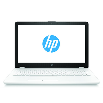 "HP 15-bs112nh, 15.6"" FHD AG, Core i3-5005U, 4GB, 256GB SSD, Win 10, fehér"