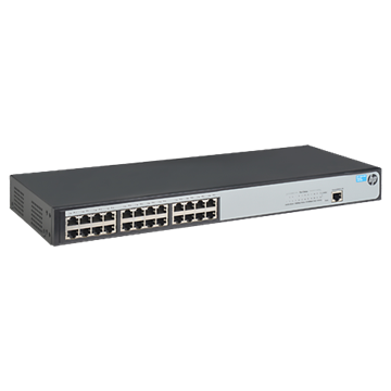 HPE 1620-24G Switch