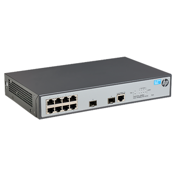 HPE 1920-8G Switch