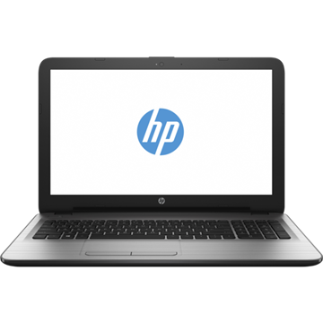"HP 250 G5 15.6"" FHD AG, Core i3 5005U 2.0GHz, 4GB, 500GB HDD, ezüst"