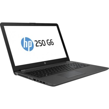 "HP 250 G6 15.6"" HD AG, Core i3-5005U 2GHz, 4GB, 128GB SSD, Win 10"