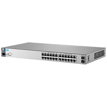 HPE Aruba 2530 24G 2SFP+ Switch