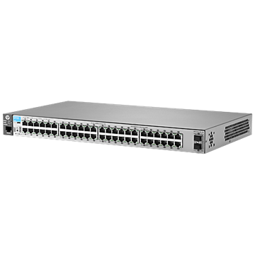 HPE Aruba 2530 48G 2SFP+ Switch