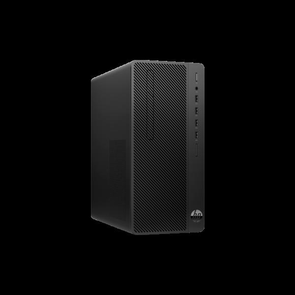 HP 290 G3 MT CORE I3-9100 3.6GHZ DOS Intel Core i3 9th Gen 9100, 4GB, 1024GB HDD Asztali számítógép