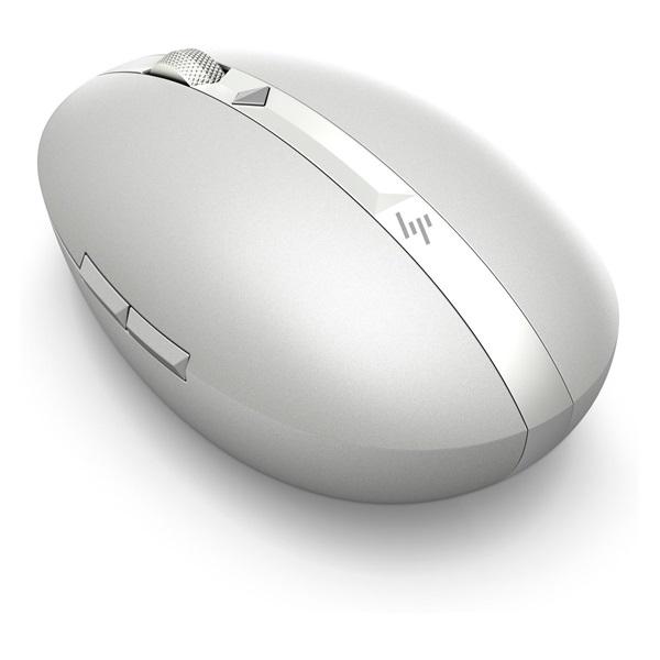 HP Vezeték nélküli Bluetooth Egér 700 Spectre, újratölthető, ezüst