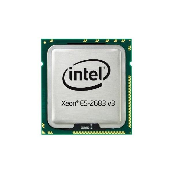 HP BL460c Gen9 Intel Xeon E5-2683v3 (2GHz/14-core/35MB/120W) Processor Kit