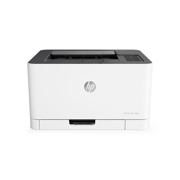 HP Color laser nyomtató Color Laser 150nw 18ppm/4ppm, 600x600dpi, 64MB, 150 lap, USB 2.0, Háló, WiFi