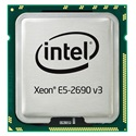 HP DL380 Gen9 Intel Xeon E5-2690v3 (2.6GHz/12-core/30MB/135W) Processor Kit