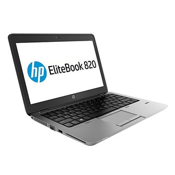 "HP EliteBook 820 G2 12.5"" HD Core i5-5200U 2.2GHz, 4GB, 500GB, Win 7/10 Prof."