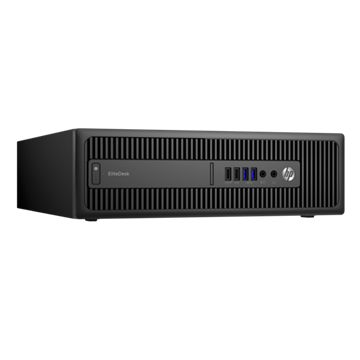 HP EliteDesk 800 G2 SFF Core i5-6500 3.2GHz, 4GB, 500GB, Win 7/10 Pro