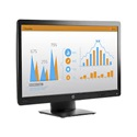 "HP LED Monitor 23"" ProDisplay P232 1920x1080, 1000:1, 250cd, 5ms, D-sub, DisplayPort, fekete"