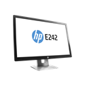 "HP LED Monitor 24"" EliteDisplay E242, 1920x1200, 1000:1, 250 cd, 7ms, fekete"