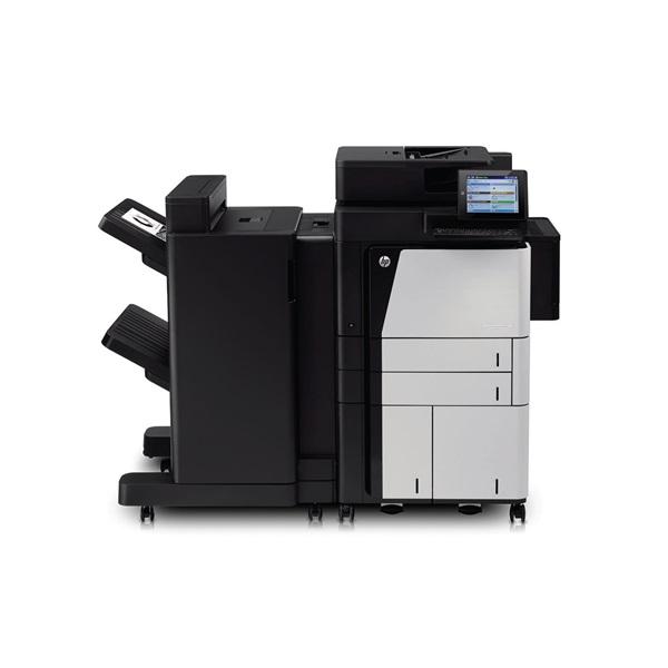 HP Lézer MFP NY/M/S/F LJ Enterprise M830z A3, fekete, 1,5GB, Háló, A4 56lap/perc FF, 1200x1200