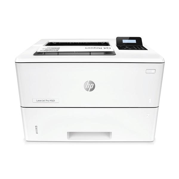 HP Lézernyomtató LJ Pro M501dn, fekete, 256MB, USB/Háló, A4 43lap/perc FF, 600x600, duplex