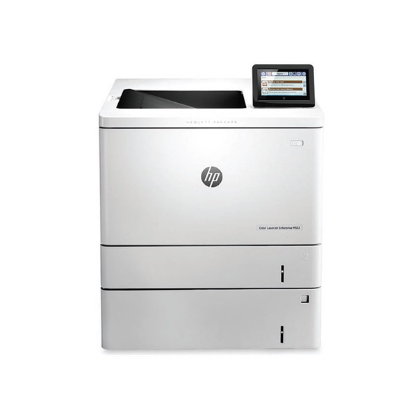 HP Lézernyomtató Laserjet Enterprise M553x, színes, 1GB, USB/Háló/WiFi/NFC, A4 38lap/perc FF, 1200x1200 #B19