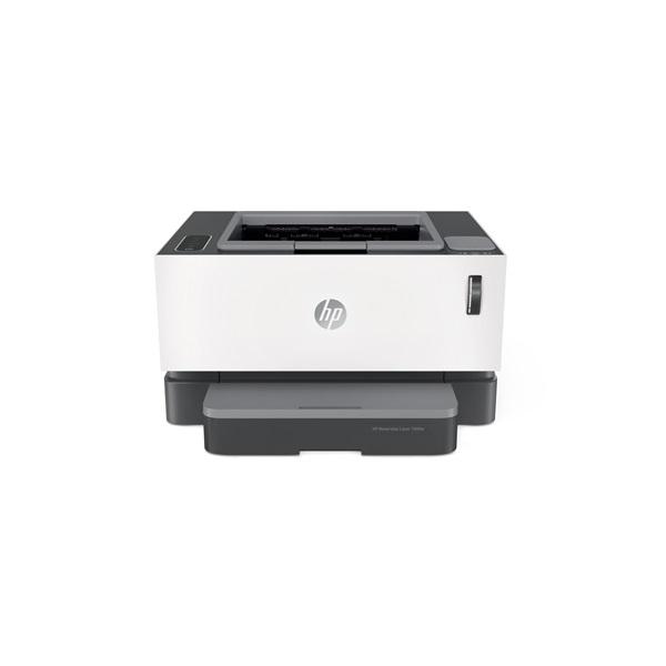 HP Lézernyomtató Neverstop Laser 1000w,  FF, 32MB,  USB/Wi-Fi, A4 20lap/perc FF, 600x600 dpi #B19
