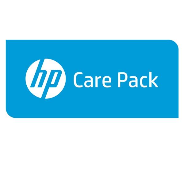 HPE (NF) 3y Nbd Exchange HPE FF 5700 FC Service