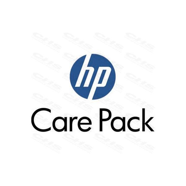 HP (NF) CP Garancia ThinClient, 3év következő napi csere, kivéve külső monitor