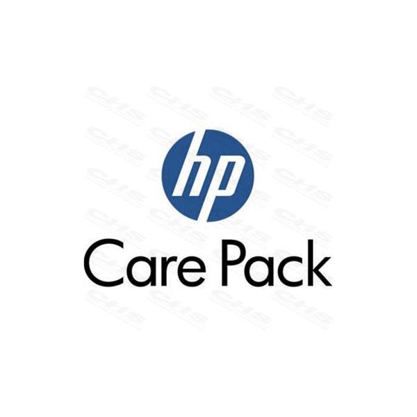 HP (NF) Garancia Notebook 3 év Advanced Docking Exchange Service