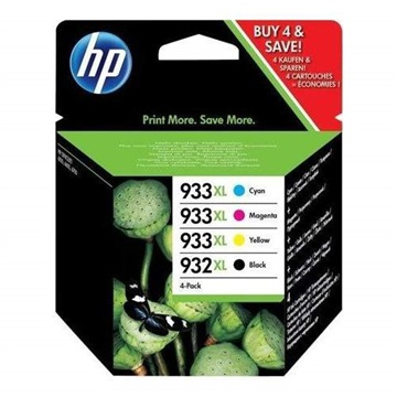 HP No 932/933 XL C2P42AE Officejet Multi Pack, CMYK