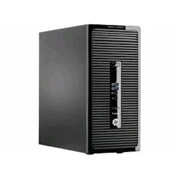 HP ProDesk 400 G2 MT Core i3-4160 3.6GHz, 4GB, 500GB, DVD-RW, DOS