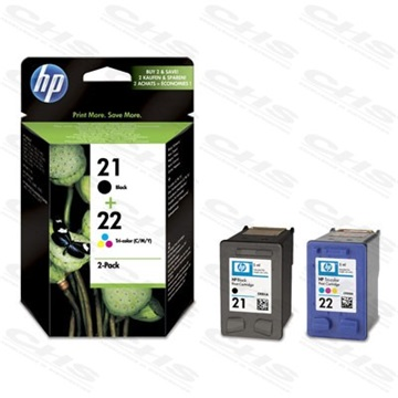 HP Patron No21/22 2-pack