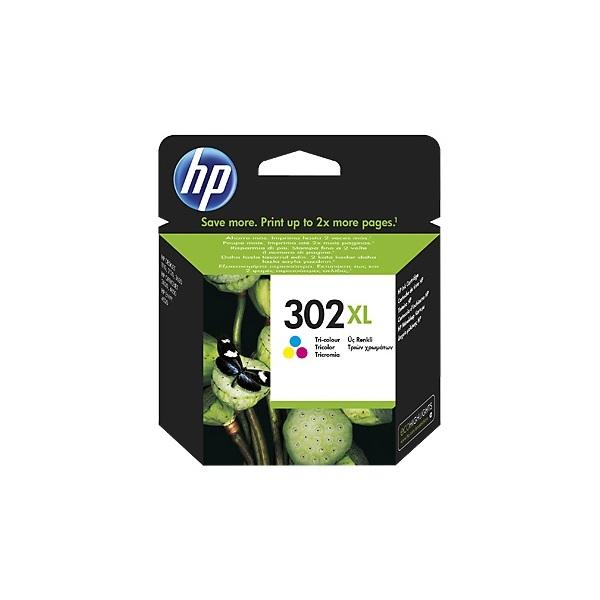 HP Patron No302 XL tricolor színes, 330/oldal