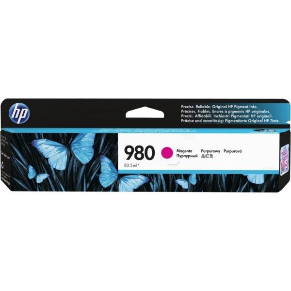 HP Patron OfficeJet Enterprise X No980 bíbor 6600/oldal