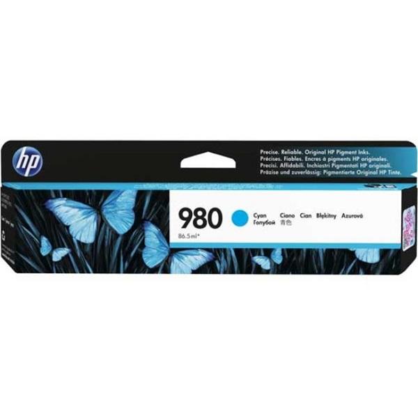 HP Patron OfficeJet Enterprise X No980 cián 6600/oldal
