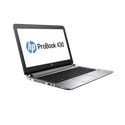 "HP ProBook 430 G3 13.3"" HD Core i7-6500U 2.5GHz, 8GB, 256GB SSD, Win 7/10 Prof."