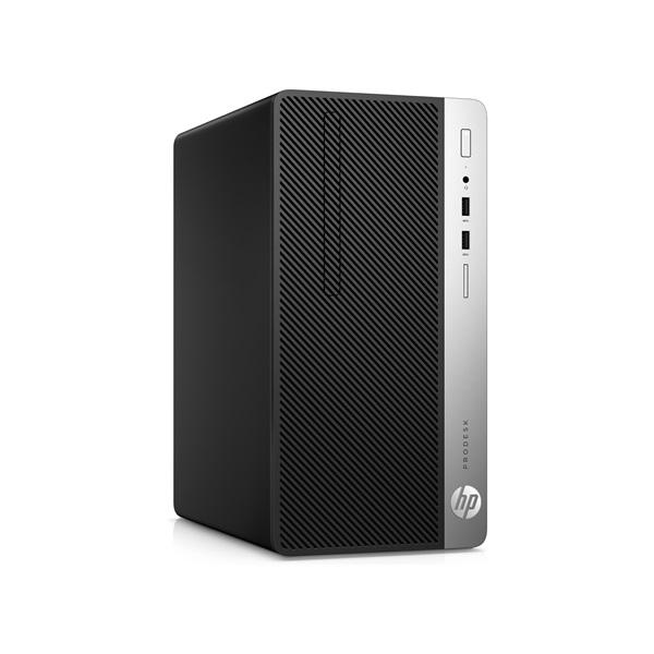 HP PRODESK 400 G6 Windows 10 Pro Intel Core i5 9th Gen 9500, 8GB, 256GB SSD Asztali számítógép