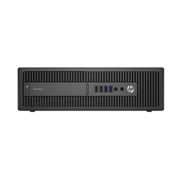HP ProDesk 600 G2 SFF Core i5-6500 3.2 GHz, 4GB, 500GB, Win 7/10 Prof.