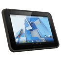 "HP Tablet Pro Tablet 10 EE 10.1"" WXGA Atom 3735G 1.33GHz, 2GB, 32GB, BT, WWAN, Android"