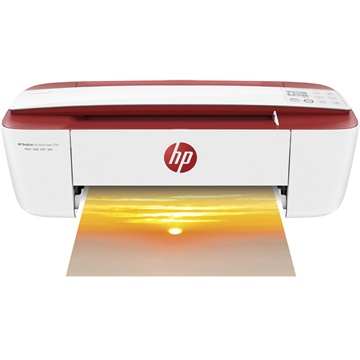 HP Tintasugaras MFP NY/M/S Deskjet Ink Advantage 3788 e-All-in-One Printer, USB/Wlan A4 7,5lap/perc(ISO), Red