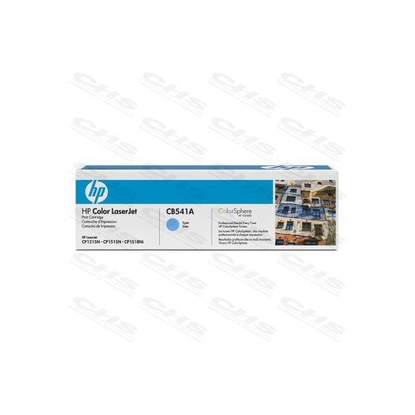 HP Toner 125A CLJ CP1215/CP1515 Kék (Cyan) 1400/oldal