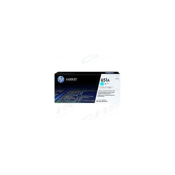 HP Toner 651A LJ CE341A, 16.000/oldal, kék