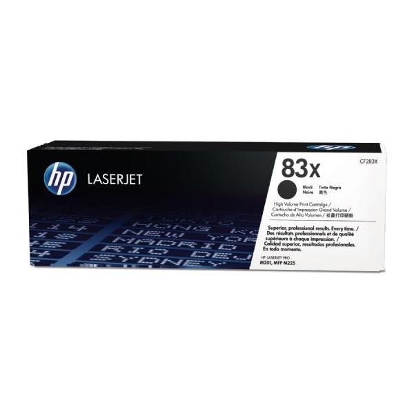 HP Toner LJ CF283X, 2200/oldal, fekete