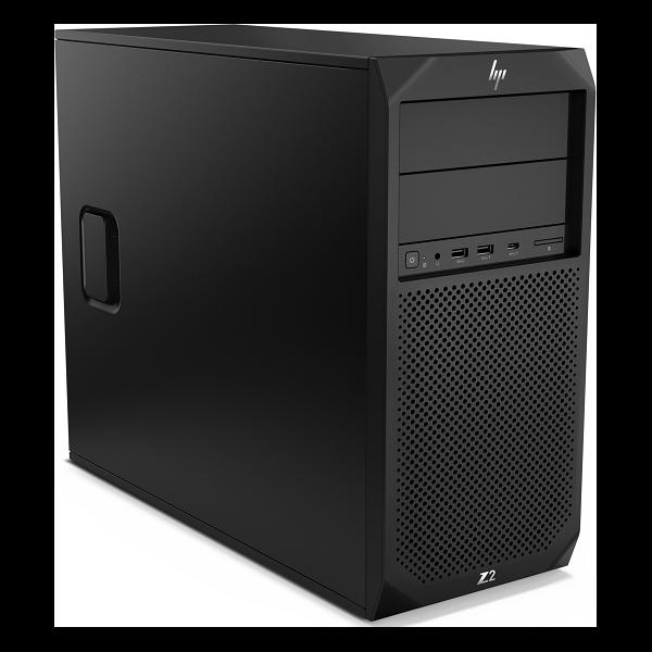 HP Workstation Z2 TWR G4 Core i7-9700 3GHz, 16GB, 512GB SSD, 1TB, Nvidia Quadro P2200 5GB, Win 10 Prof.