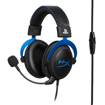 HYPERX Headset Cloud for PS4 (PS4 Licensed)