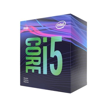 INTEL CPU S1151 Core i5-9400F 2.9GHz 9MB Cache BOX, NoVGA