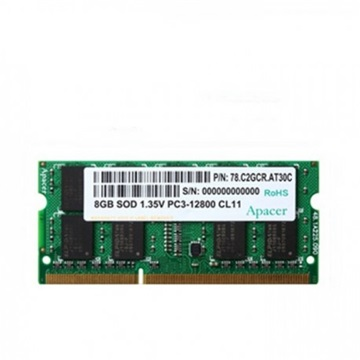 KINGMAX NB Memória DDR3L 8GB 1600MHz, 1.35V, CL11, Low Voltage