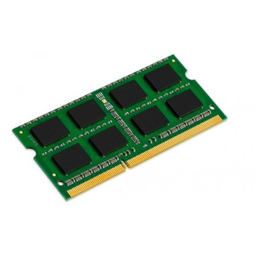 KINGSTON Client Premier NB Memória DDR3 4GB 1600MHz Low Voltage SODIMM