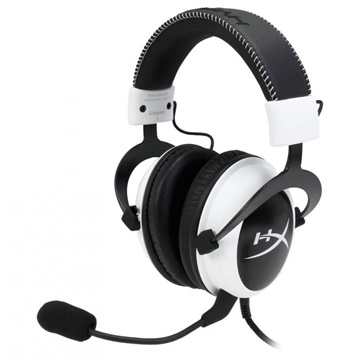 KINGSTON Headset HYPERX Cloud Gaming, fehér
