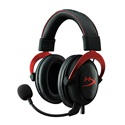 HYPERX Headset Cloud II Pro Gaming, fekete-vörös