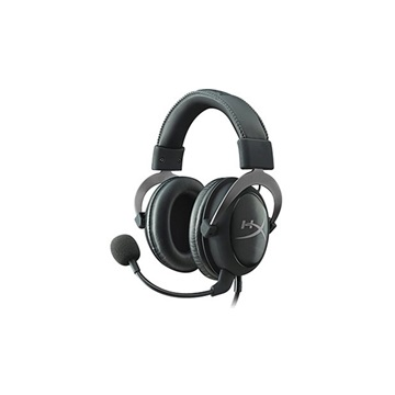 HYPERX Headset Cloud II Pro Gaming, gun metal