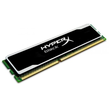 KINGSTON Memória HYPERX DDR3 8GB 1866MHz CL10 DIMM Fury Black