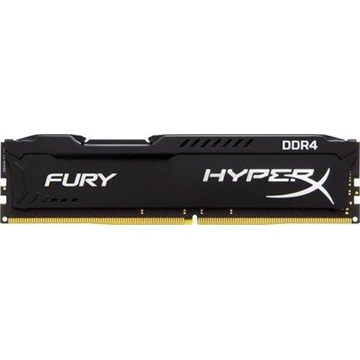 KINGSTON Memória HYPERX DDR4 8GB 2133MHz CL14 DIMM SR Fury Black Series