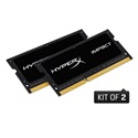 KINGSTON NB Memória HYPERX DDR3L 16GB 1600MHz CL9 SODIMM (Kit of 2) 1.35V Impact
